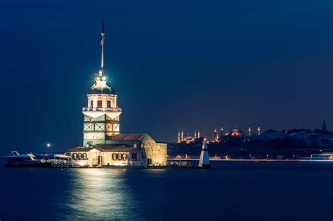 kz kulesi jean claude castor istanbul kiz kulesi lighthouse