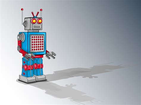 wallpaper robot cartoon cartoon robot wallpaper cartoon images