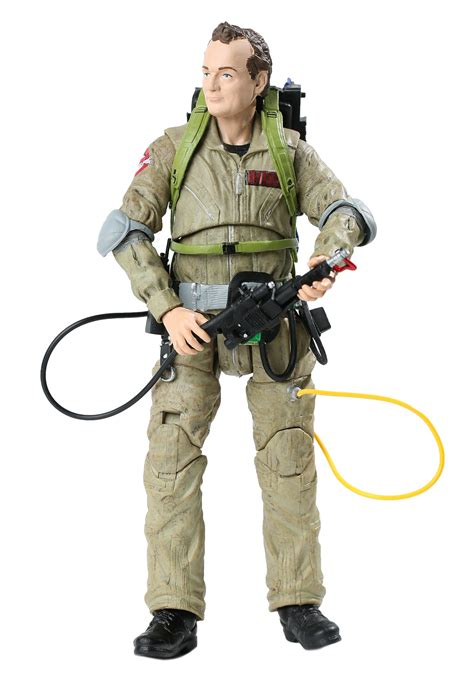 ghostbusters figures ghostbusters select series venkman figure