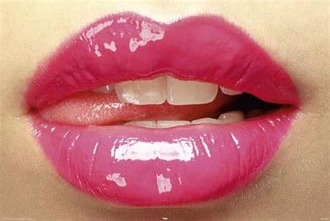 pink glossy glossy pink fab