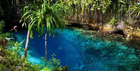 imagenes mas vistas y bonitas hinatuan una de las piscinas naturales m 225 s bonitas del mundo