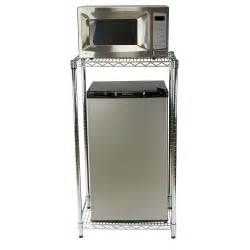 Standard Kitchen Cabinet Size by Mini Fridge Microwave Cart Dorm Refrigerator And