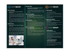 microsoft office brochure templates free 31 free brochure templates ms word and pdf free