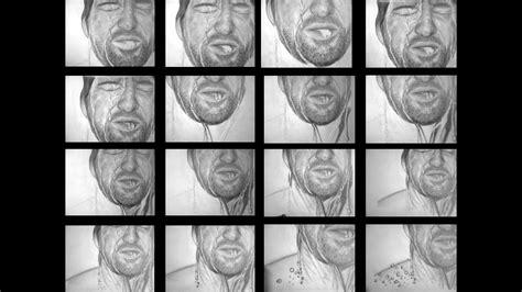 dibujos realistas youtube drawn face vi mi mejor retrato a l 225 piz arte taringa