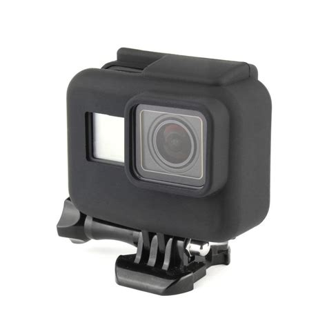 Soft Silicone Cover For Gopro 5 Diskon soft silicone cover for gopro 5 black jakartanotebook