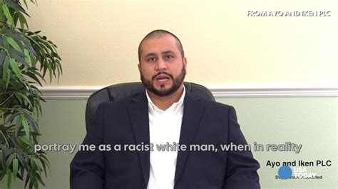 George Zimmerman Is An American 3 Shocking Quotes From George Zimmerman S