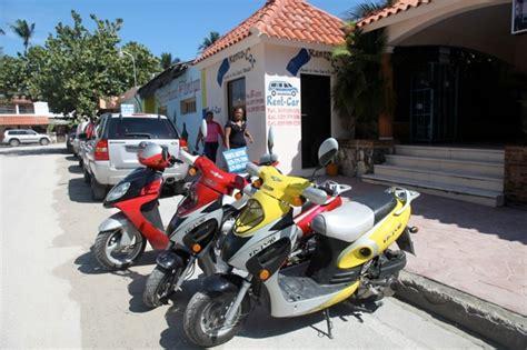 Motorrad Mieten by Auto Oder Motorrad Mieten Mobilit 228 T Vor Ort Punta Cana