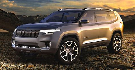 jeep compass 7 seater jeep working on a 7 seat toyota fortuner rivaling suv