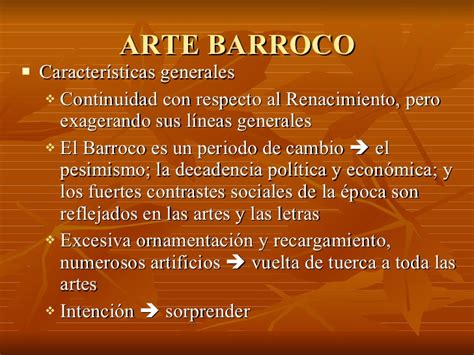 imagenes de optimismo y pesimismo arte barroco power point
