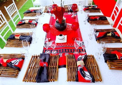 Umembeso Decor   Sunika Traditional African Clothes
