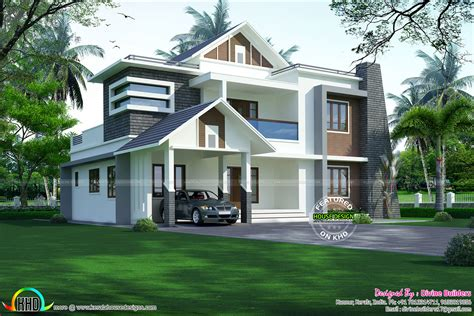 5 bedroom house cost 50 lakhs cost estimated 5 bedroom home home design decor