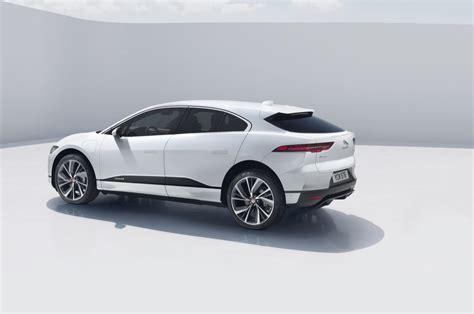 2019 Jaguar Suv by 2019 Jaguar I Pace Official 240 Mile E Suv For 2018