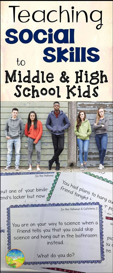 Pdf Middle School Skills Success by Best 25 High School Counseling Ideas On