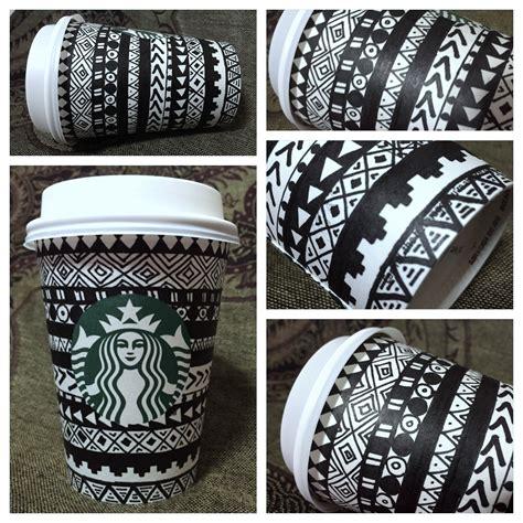 starbucks doodle travel mug starbucks cup doodle 8 by isnani on deviantart