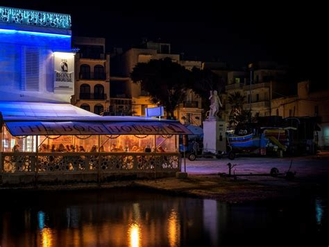 The Boat House Restaurant In Malta My Guide Malta