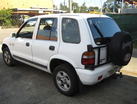 Kia Wreckers Perth 187 Kia Sportage I Early 2 0i M 4wd White Sportage