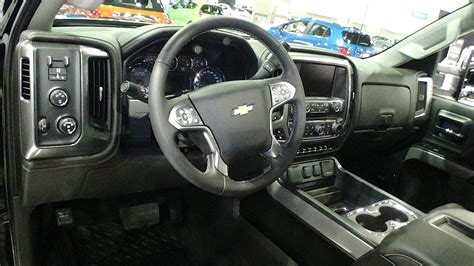 silverado upholstery 2015 chevy silverado hd sport custom interior the fast
