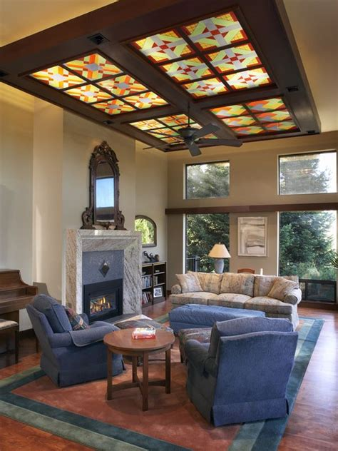 Glass Ceiling Design Add Color And Style To Your Home With Stained Glass