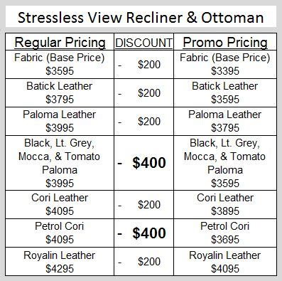 stressless sofa price list stressless sofa prices made in norway thesofa