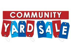 neighborhood yard sale march 18th waterford hoa