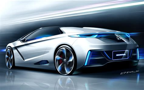 honda supercar concept honda s tokyo show concepts include small electric sports car
