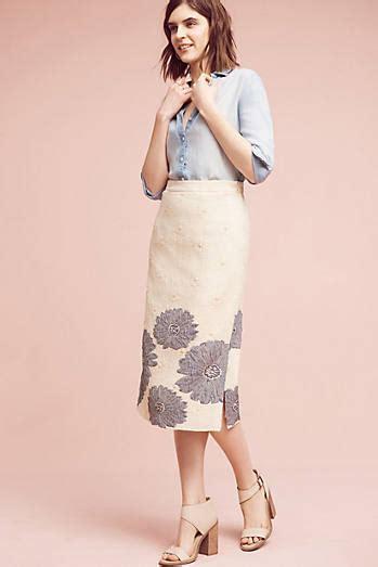Stripe Maxi Skirt Et Cetera maxi skirts midi skirts anthropologie