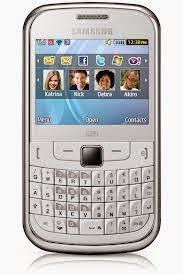 Hp Samsung Qwerty Wifi harga hp samsung qwerty murah dual sim terbaru 2014