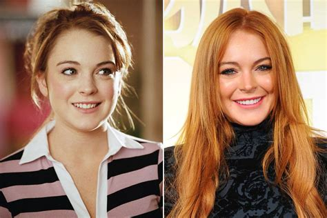 Linday Lohan And Are Terrible Actors by 10 Child Then And Now Stylewe