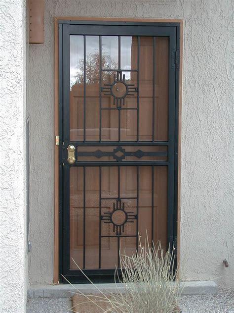 Barnett Aldon Ironworks Albuquerque Nm 87109 Angies List House Metal Front Door Gates