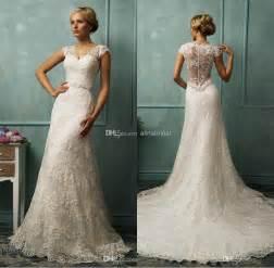 sleeve white lace wedding dress vintage lace wedding dresses handese fermanda