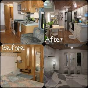 Rv Remodeling Ideas Photos Rv Renovation Pictures Tiny House Ideas Pinterest