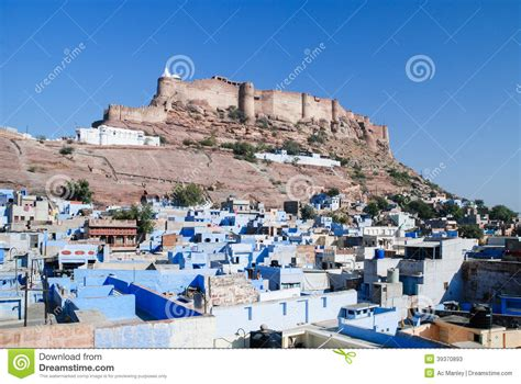 House Building Plans With Prices by View Of Jodhpur The Blue City And Mehrangarh Fort