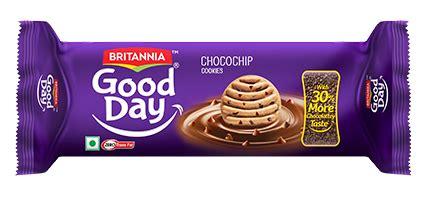 Chocaholic Choco Chips britannia day choco chip cookie