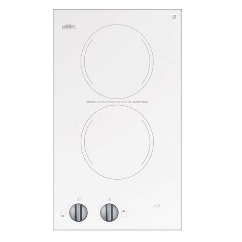 white cooktops maytag 30 in ceramic glass electric cooktop in white with