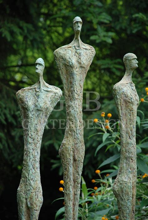 Skulptur Garten Modern by Gartenskulpturen Gartendeko Gempp Gartendesign