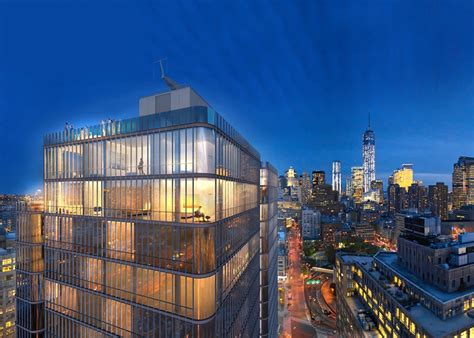 Home Design Stores Soho Nyc by Soho Tower New York Building By Renzo Piano E Architect