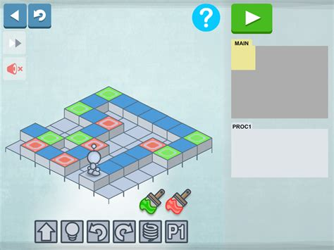 Light Bot by Lightbot Programming Puzzles Android Apps On Play