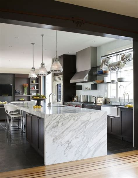 kitchen design hton hill 17 best images about waterfall countertops on pinterest