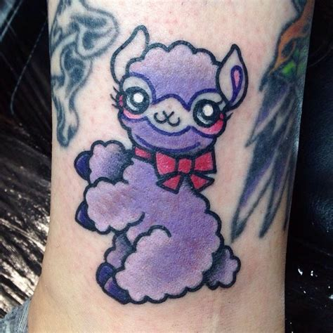 llama tattoo 56 best kawaii images on kawaii