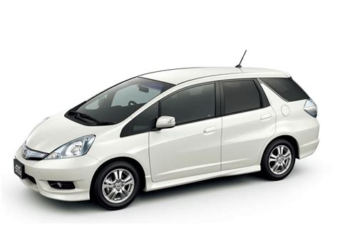 Honda Fit Shuttle 2012 honda fit shuttle for japanese domestic market launched
