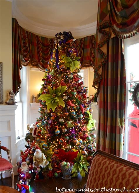 23 themed christmas tree designs