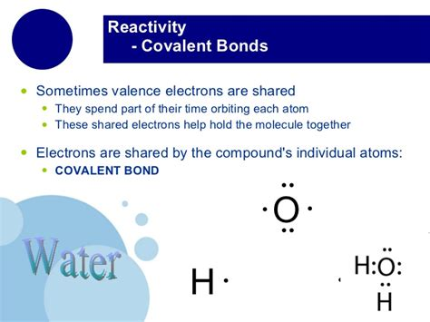 atoms bonding and the periodic the periodic chemical bonds