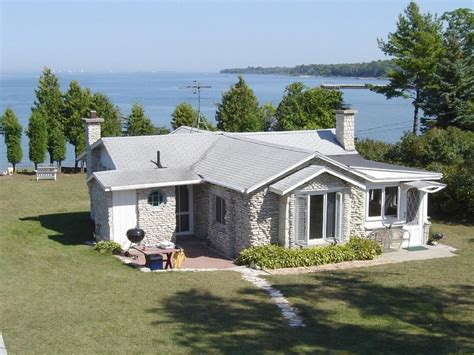 Door County Cabin Rental by Cottage Vacation Rental In Egg Harbor From Vrbo