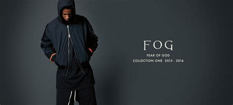 Jaket Hoodie Fog Fear Of God Premium 1 fog by fear of god フェアオブゴッド collection one 2015 2016