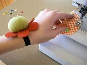 Wrist Pin Cushion Pattern Wrist Pincushion Pdf Pattern By J Howell Craftsy