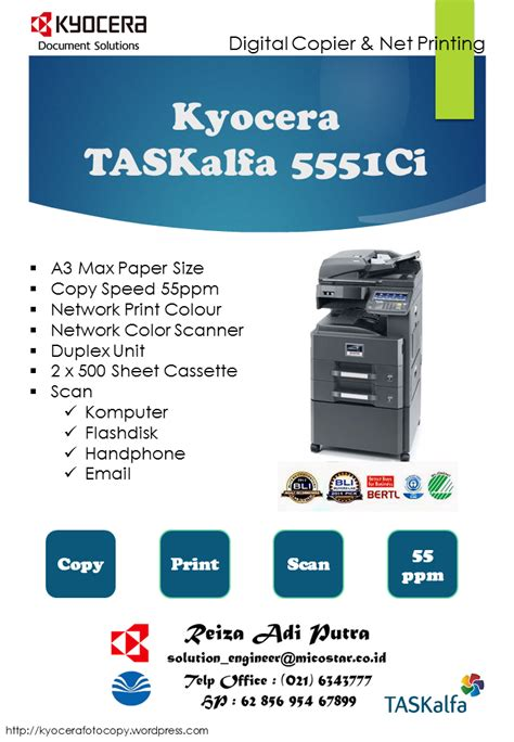 A3 Flashdisk kyocera document solutions