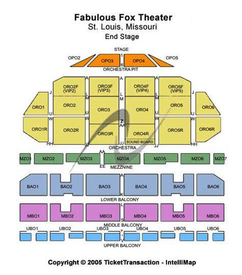 fox seating chart st louis eddie vedder concert tickets