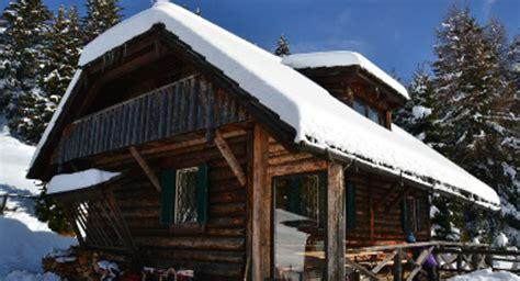 Hüttenurlaub Winter by 220 Bernachtung In Einer Urigen Bergh 252 Tte Kurzer