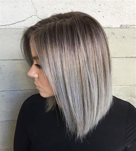 brunette hair gray riots best 20 silver hair ideas on pinterest grey blonde ash