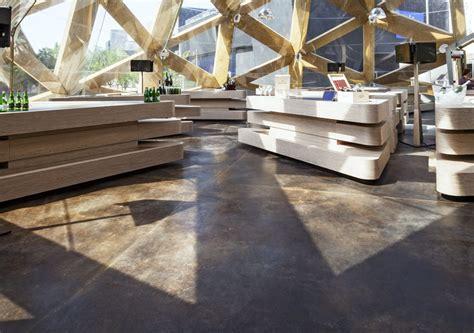 pavimento acidificato pavimento acidificato in cemento effetti colore unici